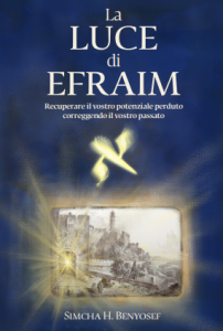 Libro La Luce di Efraim